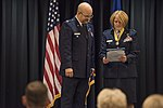 Col. Patty Wilbanks retires after 27 years of service (29958470476).jpg