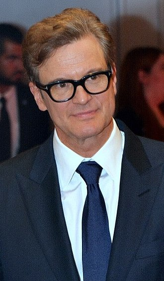 Colin Firth - Firth in 2016