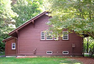 Comfort Station (Milton, Massachusetts) - Image: Comfort Station Milton MA 02