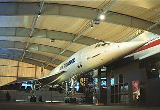 Musée de l'air et de l'espace - Concorde