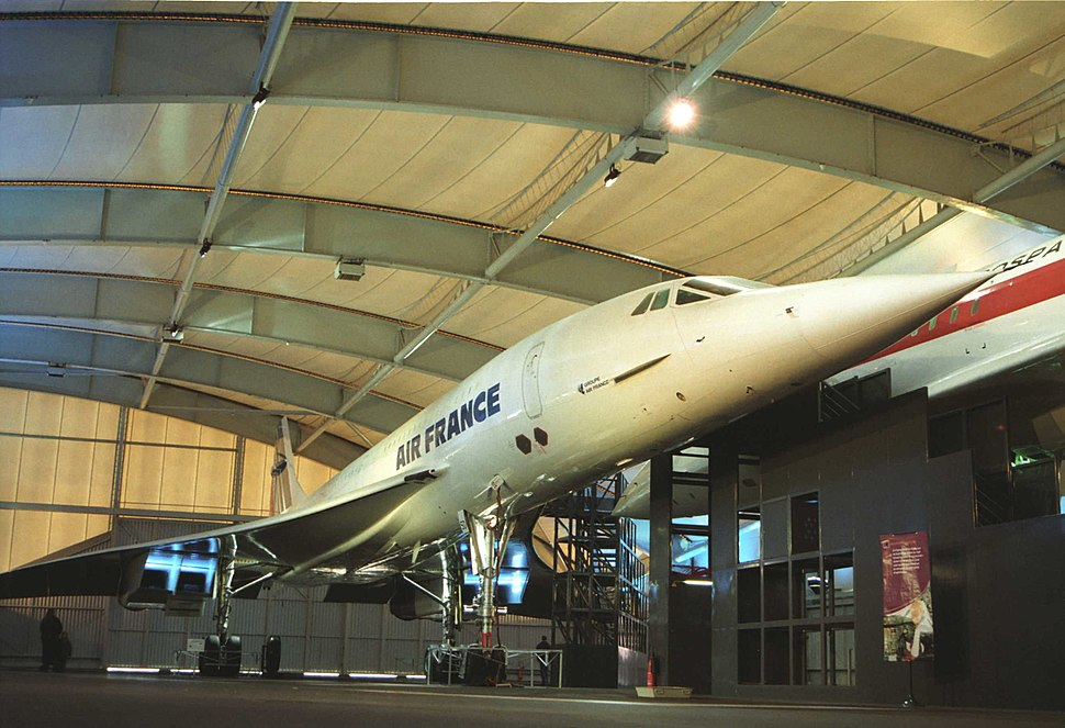 Concorde at Le Bourget
