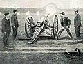 Concours de tir au canon de 90 à 60 mètres lors de l'exposition universelle 1900, au polygone de Vincennes, 29 07 à 04 08 1900.jpg