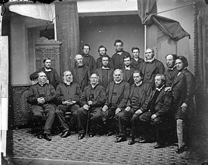 Congregational ministers, Cymanfa 1867