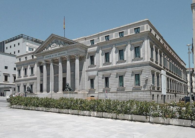 Archivo:Congreso de los Diputados (España) 15.jpg