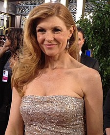Connie Britton yn 2013