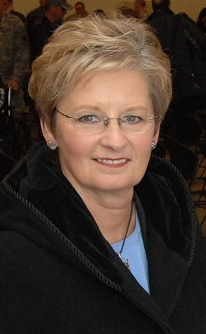 Secretary of State of Indiana - Image: Connie Lawson