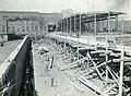 Construction du dépôt de locomotives de l'usine Price à Riverbend, Alma (Québec).jpg