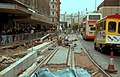 Construction of Market Street Metrolink station - geograph.org.uk - 737231.jpg