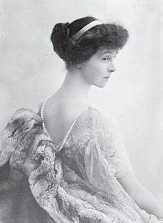 Consuelo Vanderbilt American-born noblewoman