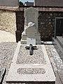 Contremoulins (Seine-Mar.) tombe de guerre Georges Marin.jpg