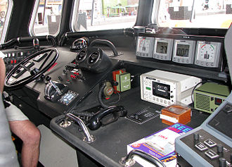Severn-class lifeboat - Image: Controls.of.lifeboat .17 31.arp