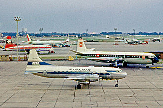 Finnair - Finnair Convair 440 in 1963