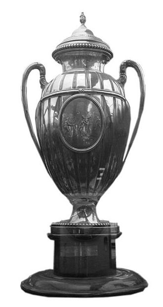 Copa Aldao - The trophy given to champions