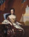 Copy Hedvig Eleonora, 1636-1715, prinsessa av Holstein-Gottorp, drottning av Sverige (David von Krafft) - Nationalmuseum - 16095.png