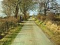 Corkley Road, Keady - geograph.org.uk - 1767232.jpg