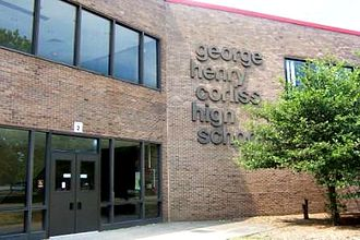 Corliss High School - Image: Corliss HS