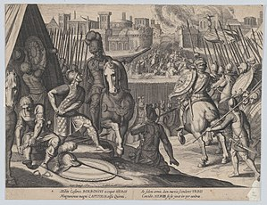 Saco de Roma - Wikipedia, la enciclopedia libre