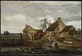 Corot - Farm at Recouvrières, Nièvre, 1831.jpg