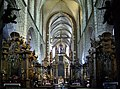 Corpus Christi Church (interior), 26 Bozego Ciala str, Kazimierz, Krakow, Poland.jpg