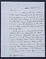 Correspondence to Fitzgerald regarding the provisions on the Sir George Seymour and the Randolph - 10.02.1851.jpg