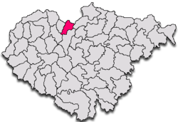 Commune Coşeiu in Sălaj County