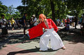 Cosplayer of Himura Kenshin from Rurouni Kenshin 20140727.jpg