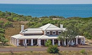 Cossack, Western Australia - Image: Cossack, former Courthouse
