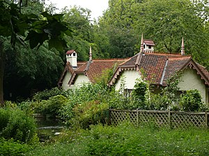 Cottage - Duck Island Cottage, St. James's Park, London