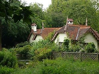 Cottage - Duck Island Cottage, St. James's Park, London
