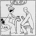 Couple de five-o'clockers (1911).jpg