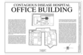 Cover Sheet - Ellis Island, Contagious Disease Hospital Office Building, New York Harbor, New York, New York County, NY HABS NY-6086-M (sheet 1 of 9).png