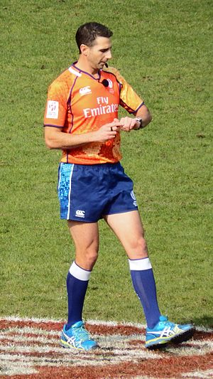 Craig Joubert - Joubert in 2016