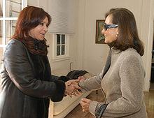 Personnalité du 25/12/2010 - Ingrid BETANCOURT dans 12/2010 220px-Cris%26yola