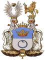 Cronstedt-vapaaherrasuvun vaakuna.PNG