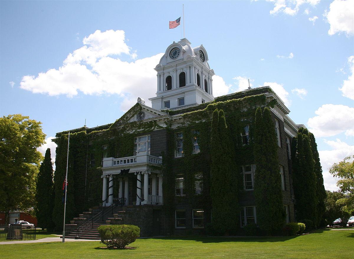 Crook County, Oregon - Wikipedia