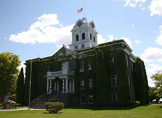 Crook County, Oregon - Image: Crook County Courthouse