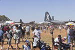 Crowd at the 2015 Warbirds Downunder Airshow at Temora (1).jpg