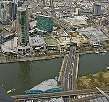 Crown Casino Complex and King Street Bridge.jpg
