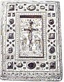 Crucifixion icon from Svaneti (Bernoville, 1875).JPG