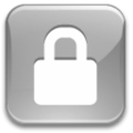 Crystal Clear action lock5.png