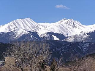 Red Mountain (Costilla County, Colorado) mountain in Costilla County, Colorado, USA