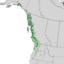 Cupressus nootkatensis range map 3.png