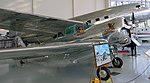 Curtiss-Wright A-22 (CW-A22) Falcon, 1938 - Evergreen Aviation & Space Museum - McMinnville, Oregon - DSC00660.jpg