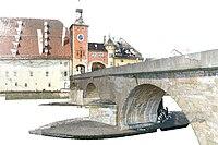 Cyark regensburg stone bridge