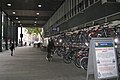 Cycle parking, Euston Station Colonnade - geograph.org.uk - 1548529.jpg