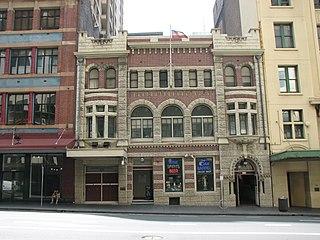 Australian Hall heritage-listed community building in Sydney, Australia