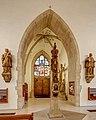 Dülmen, St.-Viktor-Kirche, Innenansicht, Eingangsbereich -- 2018 -- 0557-61.jpg