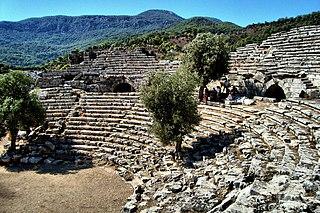 Caria historical region
