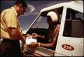 DEPUTY AGRICULTURAL COMMISSIONER CONRAD SCHILLING AND PILOT JOHN GILBERT PREPARE FOR FLIGHT OVER - NARA - 542576.tif