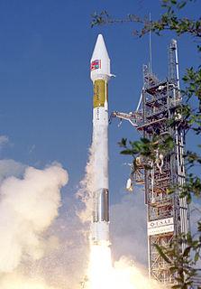 Atlas II missile
